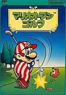 【中古】ファミコンソフト マリオオープンゴルフ 【05P04Jul15】【画】