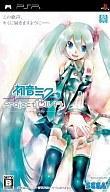 【中古】PSPソフト 初音ミク -Project DIVA-【02P20Nov15】【画】
