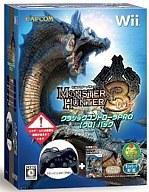 【中古】Wiiソフト モンスターハンター 3- tri- クラシックコントローラPROパック[黒]