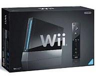 【中古】Wiiハード Wii本体[リモコンジャケット同梱版](クロ)