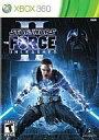 【中古】XBOX360ソフト 北米版 STAR WARS:THE FORCE UNLEASHED II(国内版本体動作可)