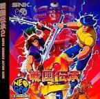 【中古】ネオジオCDソフト 戦国伝承2(CD-ROM)