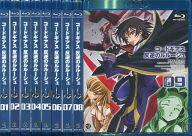 アニメBlu-ray Disc コードギアス 反逆のルルーシュ 全9巻セット