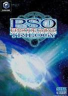 [Used] NGC software Phantasy Star Online trilogy (episodes 1 & 2 plus + episode 3) first limited benefits trilogy BOX with [02P23Apr16] [Picture]