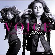 中古 邦楽CD中村あゆみ/VOICEplus DVD付初回生産 盤