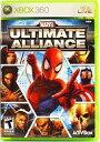 【中古】XBOX360ソフト 北米版 Marvel:Ultimate Alliance(国内版本体動作可)