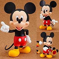 【エントリーでポイント10倍!(3月28日01:59まで!)】【中古】フィギュアねんどろいどミッキーマウス「ディズニー」