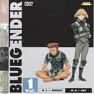 【中古】アニメDVD BLUE GENDER Vol.1【10P11Feb13】【画】