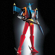【中古】フィギュア 超合金魂 GX-19 ゲッターライガー 「ゲッターロボG」【タイムセール】画像