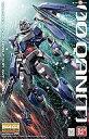 【中古】プラモデル 1/100 MG GNT-0000 ダブルオークアンタ 「劇場版 機動戦士ガンダム00(ダブルオー) -A wakening of the Trailblazer-」