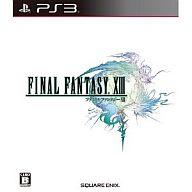 【中古】PS3ソフト ファイナルファンタジーXIII【10P06May15】【画】