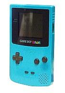 [Used] GB hard game boy color console blue [02P06Aug16] [Picture]