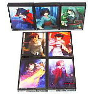 [Utilisé] Anime DVD Movie version Bounds of the Sky Limited Edition Complete 7 Volume Set