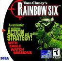 【中古】ドリームキャストソフト 北米版 Tom Clancy'S RAINBOW SIX (国内版本体不可)