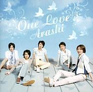 【中古】邦楽CD 嵐 / One Love[DVD付初回限定盤]【P19Jul15】【画】