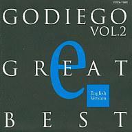 【中古】邦楽CD ゴダイゴ / GODIEGO GREAT BEST Vol.2〜English Version〜CD文庫(裏ジャケット有り)