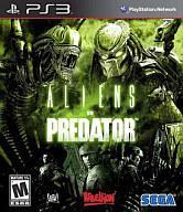 【中古】PS3ソフト 北米版 ALIENS vs PREDATOR(18歳以上対象・国内版本体…