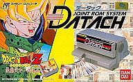 【中古】ファミコンソフト データック ドラゴンボールZ (箱説あり)