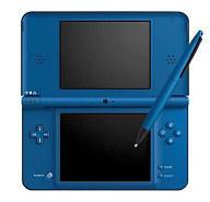 用任天堂 DS 硬的任天堂 DSi LL 身体蓝色 [02p06ag16] [图片]