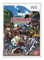 [Used] SD Gundam gashapon wars Wii software [normal Edition] [02P23Apr16] [Picture]