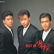 【中古】邦楽CD 少年隊 / BEST OF 少年隊(廃盤)【10P02Aug11】【画】