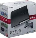 【中古】PS3ハード プレイステーション3本体 チャコール・ブラック(HDD 320GB)