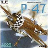 テレビゲーム, その他 PCHu P-47