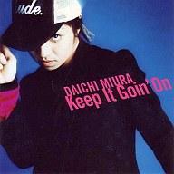 【中古】邦楽CD 三浦大知 / Keep It Goin'On[DVD付]