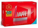 【中古】Wiiハード Wii本体 レッド スーパーマリオ25周年仕様