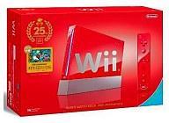 【ポイント最大7倍】【送料無料】【中古】Wiiハード Wii本体 レッド スーパーマリオ25周年仕様