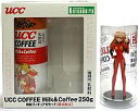【中古】フィギュア 式波・アスカ・ラングレー UCC COFFEE Milk&Coffee 250g 特製フィギュア付セット (Blu-Ray&DVD発売記念)「エヴァンゲリヲン 新劇場版:破」