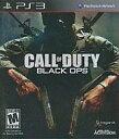 【中古】PS3ソフト 北米版 Call of Duty: Black Ops(国内版本体動作可)