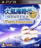 【ポイント最大8倍】【送料無料】【新品】PS3ソフト 大航海時代Online 〜Tierra Americana〜[通...