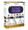 【中古】PSPハード 北米版 PSP本体 ピアノブラック(PSP-3001XPB)