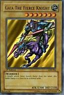 【中古】遊戯王/アジア版/UR/Legend of Blue Eyes White Dragon LOB-006 [UR] : GAIA THE FIERCE KNIGHT/暗黒騎士ガイア(アジア版)