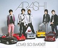 【中古】邦楽CD 嵐 / Love so sweet(限定盤)【P19Jul15】【画】
