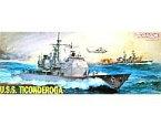 【中古】プラモデル 1/350 U.S.S. TICONDEROGA -U.S.S. タイコンデロガ- 「Modern Sea Power Series」 [1003]
