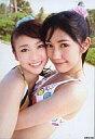 【中古】生写真(AKB48・SKE48)/アイドル/AKB48 [AKB48][ポニーテールとシュシュ]新星堂特典(大島優子・渡辺麻友)