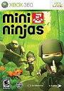【中古】XBOX360ソフト 北米版 Mini 忍 Ninjas(国内版本体動作可)