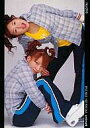 【中古】コレクションカード(ハロプロ)/Hello!ProjectPhotoCard No.110 : 辻希美・加護亜依/Hello!ProjectPhotoCard