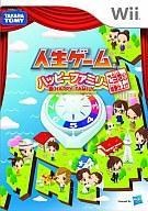【FS_708-2】【送料無料】【smtb-u】【新品】Wiiソフト 人生ゲーム ハッピーファミリー ご当地...