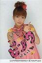【中古】生写真(女性)/アイドル/モーニング娘。 A6辻希美/衣装ピンク/腰上/メッセージ付【10P...