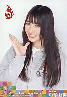 【中古】生写真(AKB48・SKE48)/アイドル/AKB48 AKB48/中塚智美/バストアップ/右手パー/東京秋祭り/2010.10.09-10葛西臨海公園