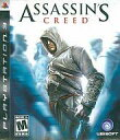 【中古】PS3ソフト 北米版 ASSASSIN'S GREED(国内版本体動作可)(18歳以上対象)