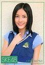 ネットショップ駿河屋 楽天市場店で買える「【中古】アイドル(AKB48・SKE48/SKE48/パレオはエメラルド封入特典トレカ CD-39 : 松井珠理奈/SKE48/パレオはエメラルド封入特典トレカ」の画像です。価格は180円になります。