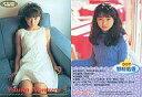 【中古】コレクションカード(女性)/トレカ/UP TO BOY CARD 1998 007 : 007/野村佑香