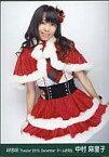 【中古】生写真(AKB48・SKE48)/アイドル/AKB48 中村麻里子/膝上/劇場トレーディング生写真セット2010.December