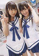【エントリーでポイント10倍!(6月11日01:59まで!)】【中古】生写真(AKB48・SKE48)/アイドル/AKB48 新星堂特典(柏木由紀・渡辺麻友)/Everyday、カチューシャ
