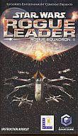 【中古】NGCソフト 北米版 STAR WARS ROGUE LEADER ROGUE SQUADRON II (国内本体不可)