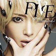 【ポイント最大8倍】【新品】邦楽CD 浜崎あゆみ / FIVE(DVD付)